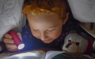 Los cuentos antes de dormir